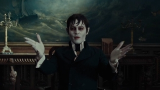 """Dark Shadows"" Trailer"