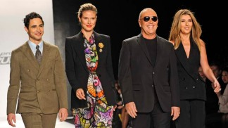 Celebrities Invade New York Fashion Week Fall 2013