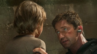"Gerard Butler on ""Olympus Has Fallen"""