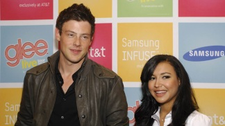PHOTOS: Glee Cast Members Visit Chicago