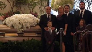 Public Gathers for Maggie Daley's Wake
