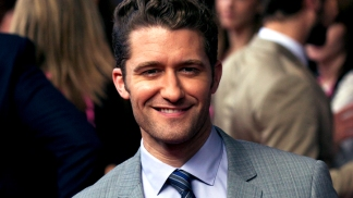 "Matthew Morrison: It's ""Great"" Having Sarah Jessica Parker & Kate Hudson on ""Glee"""