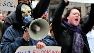 Photos: Occupy City Hall