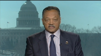 Rev. Jackson Proud of Son For Coming Clean