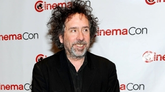 "Tim Burton Excited for ""Frankenweenie"" and ""Dark Shadows"""
