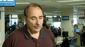 Axelrod on Superstorm Sandy, Final Days of Election