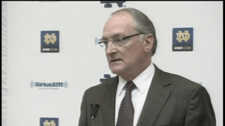 Notre Dame Athletic Director Speaks of Te'o