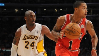 Game Photos: Bulls Versus Lakers