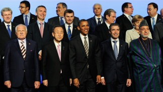 NATO Summit in Photos