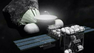 "Private Company Aims to ""Harvest"" Extraterrestrial Resources"
