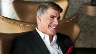 A Look Inside Bryan Batt's Home