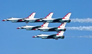 PHOTOS: Air & Water Show 2011