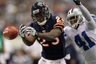 PHOTOS: Bears, Cowboys Game Action