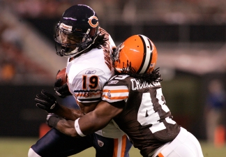 Why Did the Bears Cut Devin Aromashodu?
