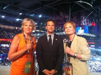 Aaron Schock Stars at RNC