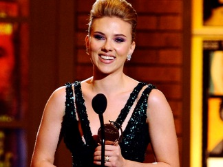ScarJo and Denzel Among Big Winners at 2010 Tony Awards