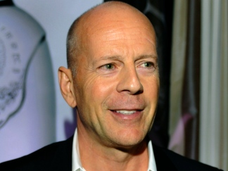 Bruce Willis on His First Comic-Con