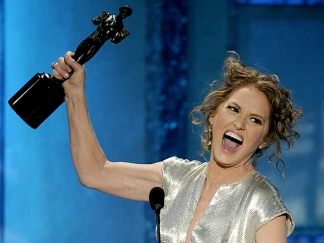 Dramatic Photos from the 2011 SAG Awards