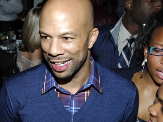 PHOTOS: Common Feels the Hometown Love