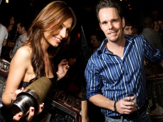 """Entourage"" Star and ""Hills"" Hottie Hit Chicago"