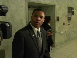 Jesse Jackson Jr Reacts on Blago