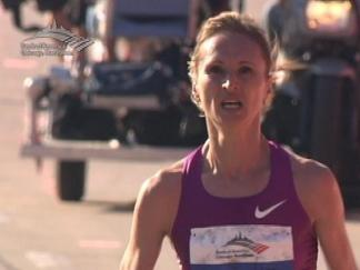 Shobukhova Wins 2010 Bank of America Chicago Marathon