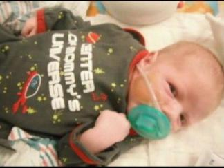 Baby Seth to Have Surgery Thursday