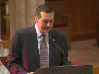 Tom Ricketts Remembers Ron Santo