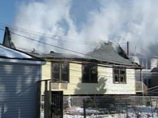 Fatal Fire Tears Through Cicero Homes