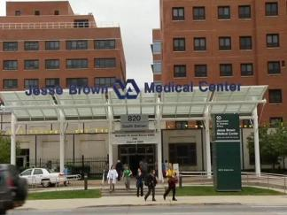Gunman Takes Hostages at VA Hospital