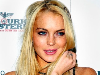 Lohan's Burglary Caught on Tape!
