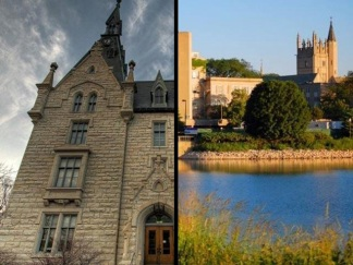 Northwestern vs. University of Chicago Campuses