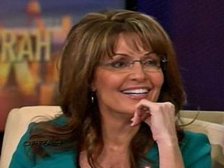 Palin Dishes on Levi's Thanksgiving Plans, Katie Couric Interview