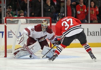 Three Stars: Seabrook, Leddy Shine as Hawks Win Again