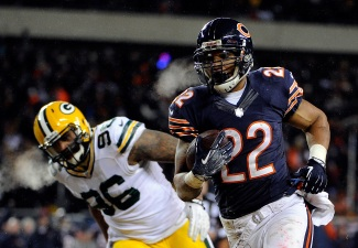Bears Positional Breakdown: Running Back