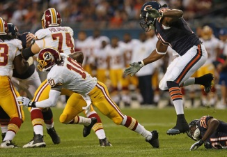 Israel Idonije's Big Night
