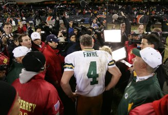 Report: Favre Wanted to Join Bears in 2008