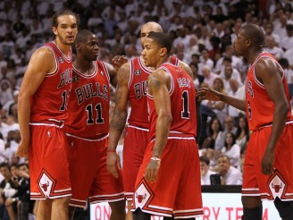 Bulls Ranked Third in Forbes' Annual Value List
