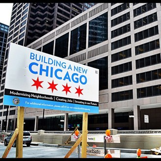 Wacker Drive Construction Begins Final Phase