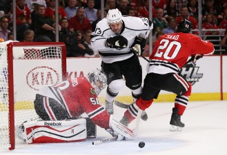 Undisciplined Third Kills Blackhawks vs. Kings