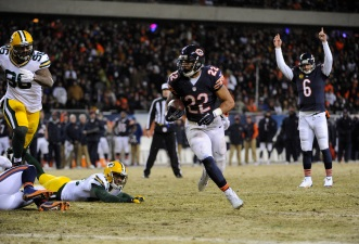 Bears Bites: Forte Discusses Plans for Rest of Career
