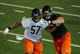 5 Bears Players Who Stick Out at Training Camp
