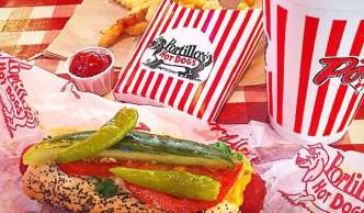 Date Set for Opening of New Suburban Portillo's Restaurant