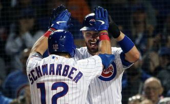 Cubs Beat Reds to Collect 5th Straight Victory