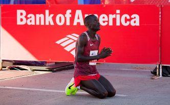 2018 Chicago Marathon Elite Runner: Abel Kirui