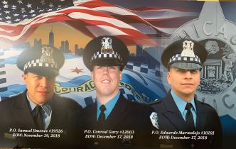 Fallen Officers Honored at CPD Star Ceremony