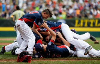 All's Well With Endwell: NY Team Wins Little League Title