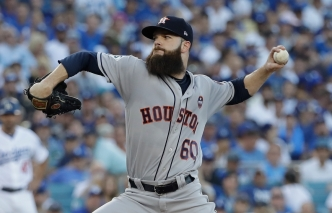 Pitcher Dismisses Concerns About World Series Hangover
