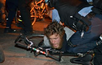 NATO Protester Gets 364-Day Jail Term