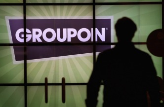 Groupon Shares Up 13.3 Percent